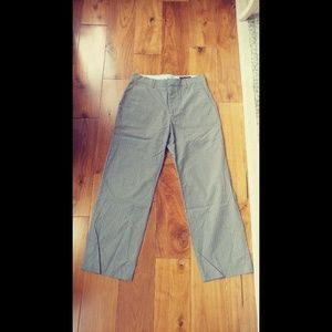 Banana Republic Pants - Banana Republic Gray PinStripe Pants
